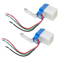Dämmerungssensor Dämmerungsschalter 12V 10A Lichtsensor Twilight Switch