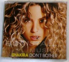 SHAKIRA - DON'T BOTHER - CD Single + Video Sealed
