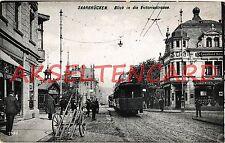 Zwischenkriegszeit (1918-39) Ansichtskarten aus Saarland