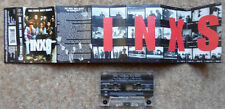 Excellent (EX) Case Condition Album INXS Music Cassettes