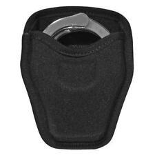 Bianchi 31403 Black PatrolTek 8034 Open Handcuff Case w/ Dual Web Belt Loop