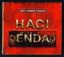 Jeff Lorber Fusion - Hacienda - 2013 - NEW Digipak CD