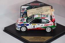 SKID TOYOTA COROLLA WRC RALLY MONTE CARLO 1999 1/43