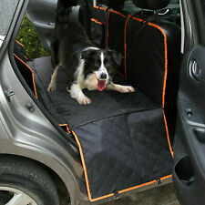 Portable Pet Dog Car SUV Back Seat Cover Protector Hammock Anti-slip Waterproof