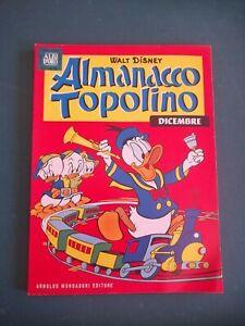 ALMANACCO TOPOLINO 1963 NUM 12 EDICOLA + FIGURINE