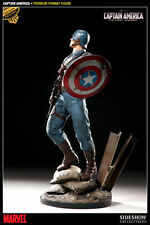 CAPTAIN AMERICA: THE FIRST AVENGER EXCLUSIVE FORMAT SIDESHOW NIB MIB