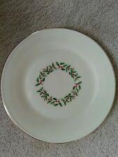 Lenox Christmas Holiday Plate