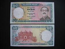 BANGLADESH  10 Taka 1997  Commemorative Issue  (P33)  UNC