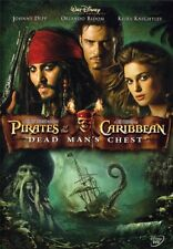 Pirates of the Caribbean: Dead Man's Chest [New DVD] Ac-3/Dolby Digital, Dolby