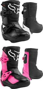Fox Racing Comp K Boot Kids MX Offroad Boots Dirtbike ATV Youth