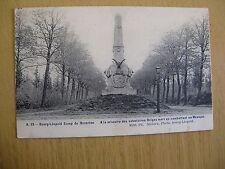 BOURG-LEOPOLD CAMP DE BEVERLOO POST CARD - CIRCA 1907