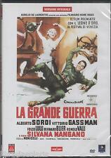 A.Sordi V.Gassman   LA GRANDE GUERRA    nuovo sigillato DVD