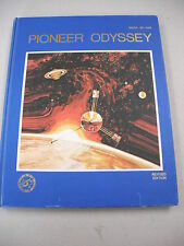 "NASA SP-349 ""PIONEER ODYSSEY"" ANATOMY OF THE MISSION! 1977 FOLIO ED. 217 PAGES!"