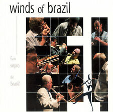 Winds of Brazil (Um Sopro de Brasil), Various Artists, New Live