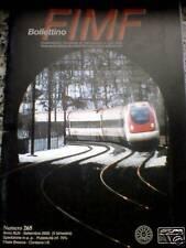 Bollettino FIMF treni 2005 265 Locomotiva 743.301 Oto M
