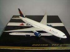 "Gemini Jets 200 Delta Air Lines B777-200LR ""2007s color - FIRST RELEASE"" 1:200"