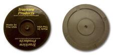 Trueview Anodized Polish Disk, ST, SC, FC, 7 piece lot