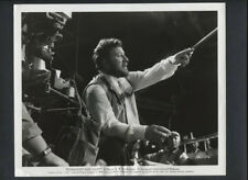 PETER USTINOV DIRECTS - 1961 VINTAGE PHOTO - ROMANOFF AND JULIET