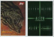 ALIEN Movie trading cards Lot of 2 PROMO cards.
