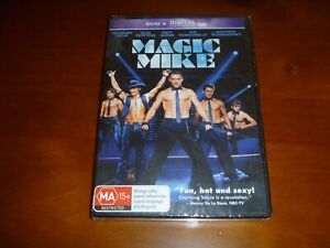 Magic Mike DVD - New & Sealed