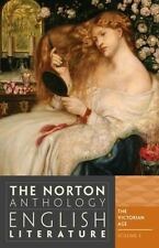 Norton Anthology of English Literature, The Victorian Age. 9th ed., Vol. E, 2012
