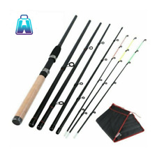 3M Ultralight Fishing Rod 6 Section Carbon Spinning Lure Travel Rod Carp