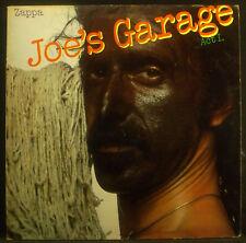 LP Frank Zappa - joe's garage ACT I FOC