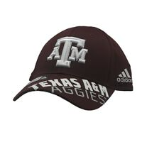 NCAA Texas A&M Aggies Youth Size (8-20) Hat Cap One size fits Most Adidas New