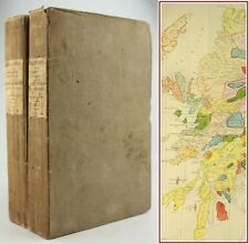 1822*HIGHLANDERS OF SCOTLAND*REGIMENT*MILITARY*WHISKY*HIGHLAND SUPERSTITIONS*MAP