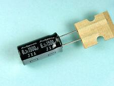 10pcs Rubycon JXA 1500uF 6.3v 105C Radial Electrolytic Capacitor Low ESR