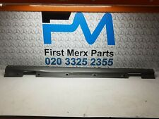 MERCEDES A CLASS W176 AMG SIDE SKIRT RIGHT DRIVERS SIDE 12-18 PART A1766980154