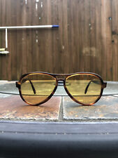 New listing Vintage Bausch & Lomb Ray Ban Vagabond Ambermatic Tortoise Sunglasses 1970s