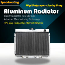 "338 3ROW Aluminum Radiator For FORD MUSTANG MERCURY COUGAR 1967-1970 24""core"