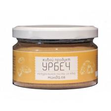 Urbech - 100% Pure Almond Butter SuperFood Vegan - 225 g. | 8 oz. (rus. Урбеч)