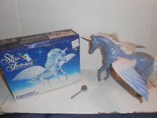 VINTAGE RARE TONKA STAR FAIRIES BOXED LAVENDER MAGICAL UNICORN FIGURE 7704 VHTF