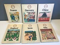 The Starting Point Library Places, China, Germany, Spain, Italy, France, England