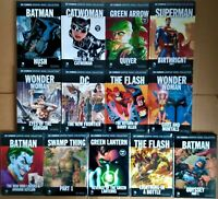 DC Comics Graphic Novel Collection - Batman, Superman, Wonder Woman, Flash...