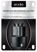Andis BGR + Black Battery Pack #64725 BGRC Clipper Replacement Battery NEW
