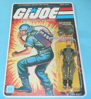 1982 GI Joe Breaker Straight Arm Complete MOC Sealed *CUSTOM* Card Back *READ*