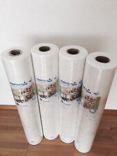 4 Rollen Abdeckvlies Malervlies Treppenvlies selbstklebend 200m² , 140g/m²