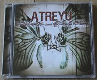 Atreyu - Suicide Notes and Butterfly Kisses (2002) - A Fine CD - Metal