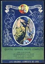 Les Grands combats de Cor (1947)  dessin Sirius (t. pr.neuf)