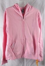 Girls Champion C9 Pink hooded sweatshirt jacket hoodie NWT full zip XL 14 16