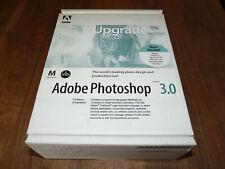 Adobe Photoshop 3.0 deutsche Upgradeversion für Mac Rarität