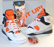 New Reebok The Pump Retro Certified White/Black/Orange 12 Stance Nique Socks NBA