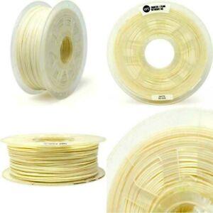 Gizmo Dorks 3mm (2.85mm) Hips Filament 1kg / 2.2lb for 3D Printers, White