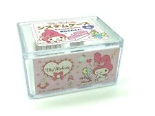Japan DAISO Sanrio My Melody Square Case System case S Animation Character