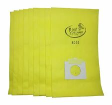 9 Pack Canister Bags Type C, Q fits Kenmore 5055 50557 50558 Best Vacuum Filter