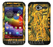 KoolKase Hybrid Cover Case for Motorola Electrify M XT901 - Camo Mossy 11