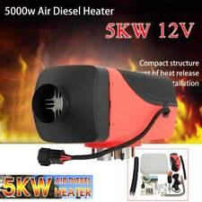 5000W Air Diesel Heater PLANAR 12V LCD for Car Truck Motor-Homes Boats Van Bus